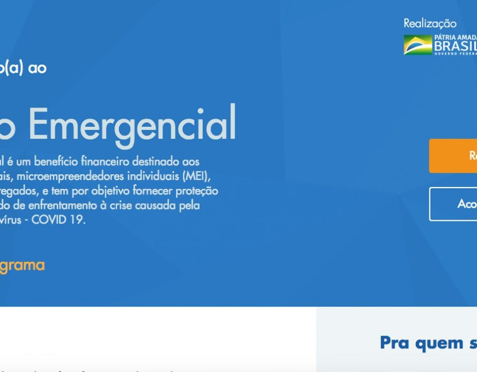 Caixa 600 reais auxilio coronavírus