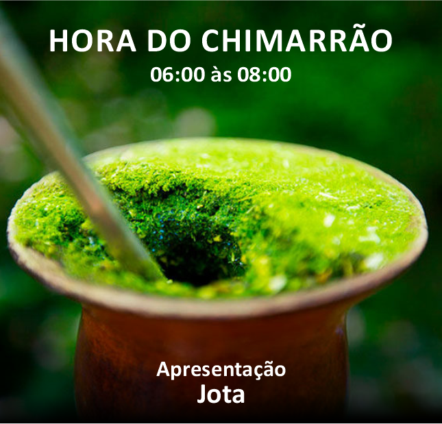 Hora do Chimarrão